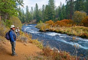 Metolius along the South Path
