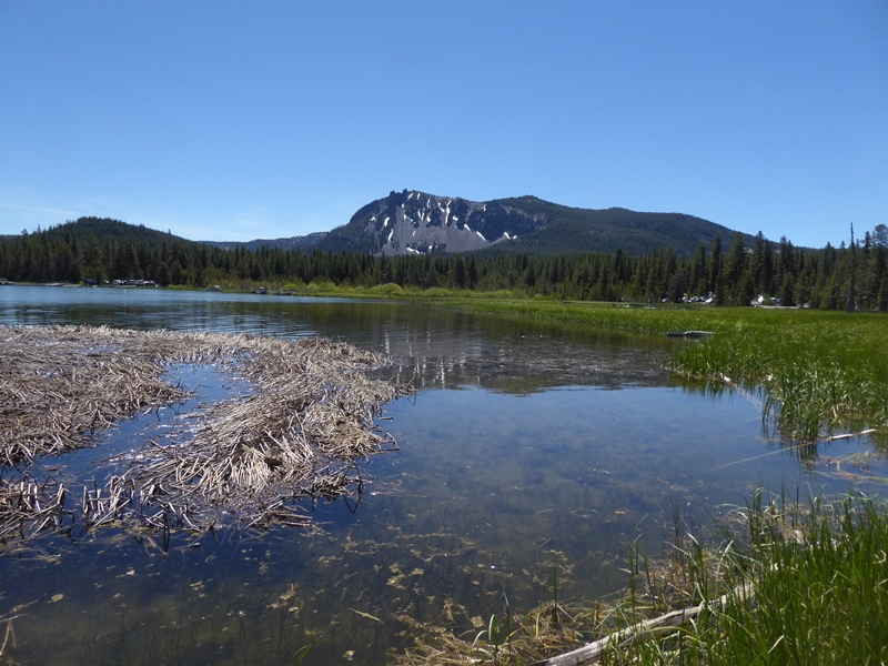 Paulina Lake Loop